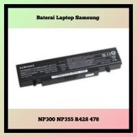 Baterai Laptop Samsung NP300 NP355 R428 478 Original