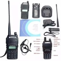 bao feng Radio Ht Handy Talky Baofeng Uv 82 Headset UV82 Original