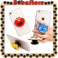 Bobastore - R112 Popsocket 3D HP Karakter Pop Socket Cartoon Motif