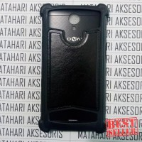 Anti Crack Advan S5E 4G Soft Case Anti Crack Kompatibel Hitam per