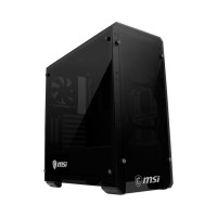 MSI Gaming Case MAG Bunker Tempered Glass