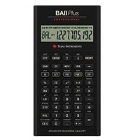 Texas Instruments BA II Plus Professional Financial Calculator IIBAPRO