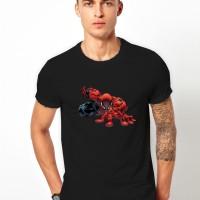 Kaos Baju Tshirt Distro Spider-Man Homecoming P2711