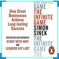Audiobook The Infinite Game By Simon Sinek