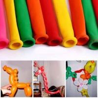 200Pcs Balon Panjang Bahan Latex DIY Untuk Pesta rqd LONG