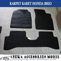 Aksesoris - Karpet Karet Khusus Honda Brio/Brio Satya, Karpet Lantai
