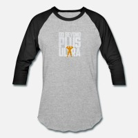 Kaos Go Beyond Plus Ultra T-Shirt