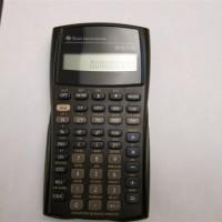 Texas Instrument Texas Ti-Ba Ii Plus - Advanced Financial Calc (Office