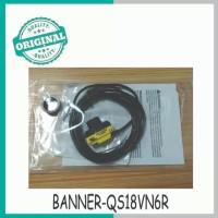 NEW BANNER QS18VN6R Sensor Photoelectric Switch Terjamin