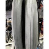 Aksesoris Sepeda  Ban Luar BMX Affix Putih 20X2.40 AS0868 Freee