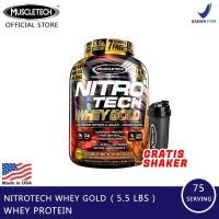 Muscletech Nitrotech Whey Gold 5.5 LB