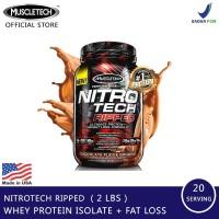 Muscletech Nitrotech Ripped 2 LB
