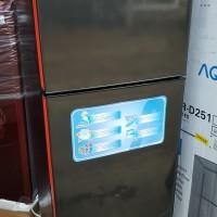 Kulkas 2 pintu Aqua AQR D 270