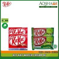 WAFER KIT KAT CHOCOLATE GREEN TEA COKELAT NESTLE KITKAT 4F 35G