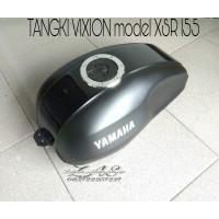 Tangki Vixion OLD NEW NVL model XSR 155 Hitam bisa request spek lain