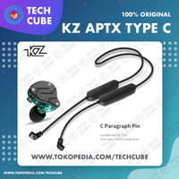 KZ ZSN APTX Bluetooth Module 4.1 Upgrade Cable Waterproof Pin Type C