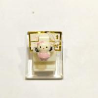 Cincin Bayi Baby Hello Kitty Emas Putih 750