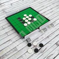 Papan Othello Lipat Magnet - Permainan Board Game