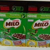 Nestle Milo Sereal Gandum Utuh Coklat Malt 170gr-Sarapan Sehat-Grosir