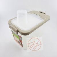 Tempat beras mini rice box ASVITA 5kg (box beras mini)