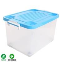 Kiramas Container Box 30 Liter 1037 AR (By Gojek / Grab)