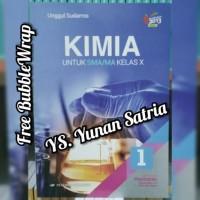 Buku KIMIA SMA/MA Kelas X. kelompok PEMINATAN. K13