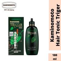 Kaminomoto Hair Tonic Black 180ml/Penumbuh Rambut/Stop Kerontokan