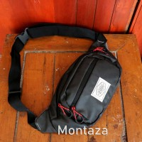 Tas Waist Bag Waterproof Fanny Pack Slingbag Waistbag Selempang Gear
