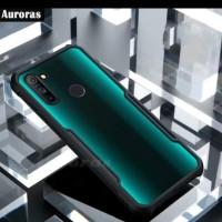 Softcase Clear Armor Bumper Transparant Samsung Galaxy A21 New 2020