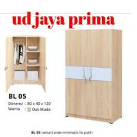 lemari pakaian lemari baju BL05