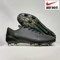 Terlaris Sepatu Bola Nike Mercurial X Kualitas Grad Ori - Biru, 43