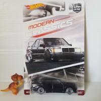 hotwheels modern classics mercedes benz 190E evo ii