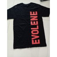 Kaos Tshirt Evolene GYM