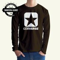 longsleeve baju kaos tangan panjang converse all star 02