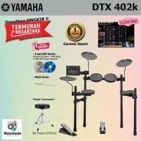 Drum Elektrik Yamaha DTX402 + Stools / DTX402K / DTX 402 / 402K