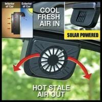 Auto Fan As Seen TV Car Cooler - Kipas Angin Tenaga Surya