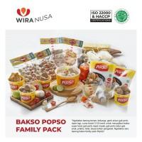 Bakso Kotak PopSo Family Pack