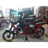 sepeda listrik Genius