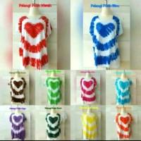 Baju atasan pelangi khas Bali