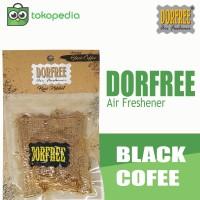 Dorfree Kopi Addict Parfum Pengharum Mobil dan Ruangan - Black Coffee