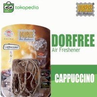 Dorfree Car & Home Parfum Mobil - Cappuccino