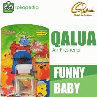 QALUA Refill 15 ML Parfum Mobil - Funny Baby