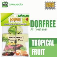 Dorfree Hanging Paper Parfum Mobil - Tropical Fruit