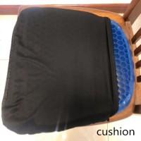 kursi Bantal Duduk Ice Pad Gel Cushion Non Slip Massage Office Chair