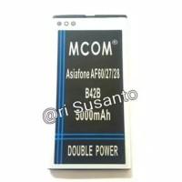 Baterai Asiafone AF60 / AF27 / AF28 B42B Double Power 5000mAh BB