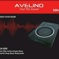 Hadiah Avelino Asa-800 Slim Aktif Subwoofer Super Bass Promooo