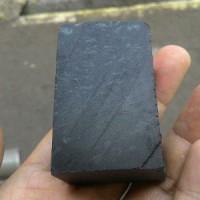 bahan black Jade - akik black Jade - batu black jade