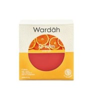 JOLABEAUTY -Wardah Lip Balm Orange 6.5 g
