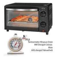 Thermometer Oven Baking Cooking Kitchen Food Meat Temperature