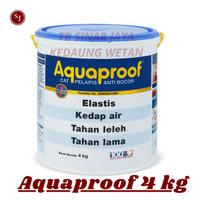 Cat pelapis anti bocor Aquaproof Aqua proof 4kg -BUKAN NO DROP NODROP